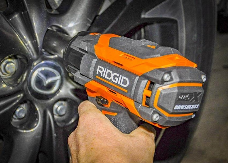 How To Use An Impact Wrench To Change Tires Lug Nuts
